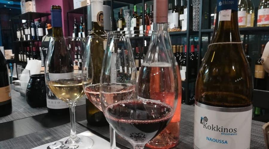 Wine, tasting